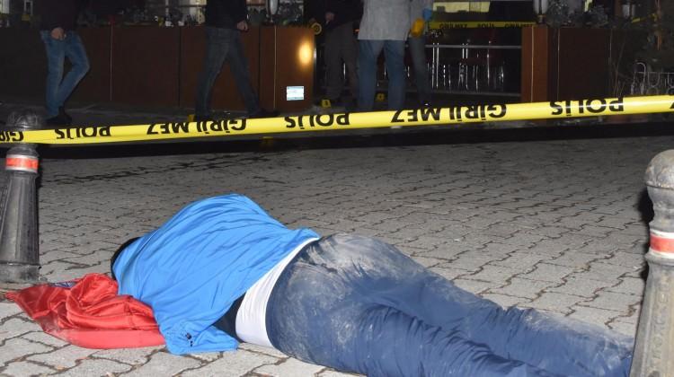 Konya'da çorbacıya ateş açıldı!