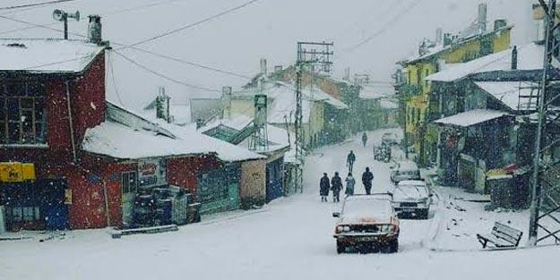 Konya'da okullar tatil mi? Konya'da bugün ve yarın okullar tatil mi oldu?
