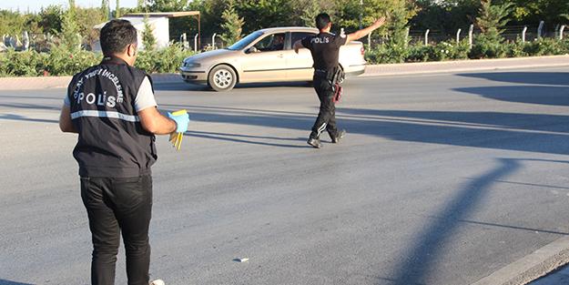 Konya'da yol verme kavgasında kan aktı