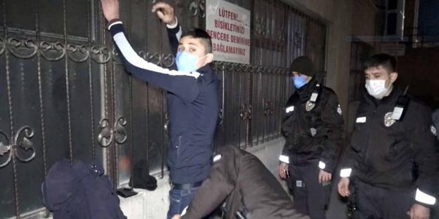 Konyalı İbocan 'pes' dedirtti: Yakalayamazdınız da komisere dua edin