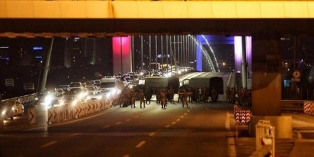 Köprüyü işgal eden hainlere rekor ceza!