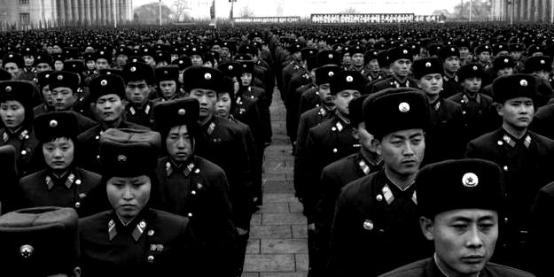 Kore'de savaş olur mu?