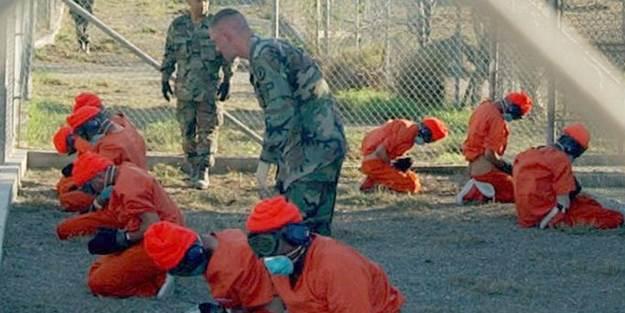 Korkunç işkenceler! Guantanamo gerçekleri gün yüzüne çıkıyor