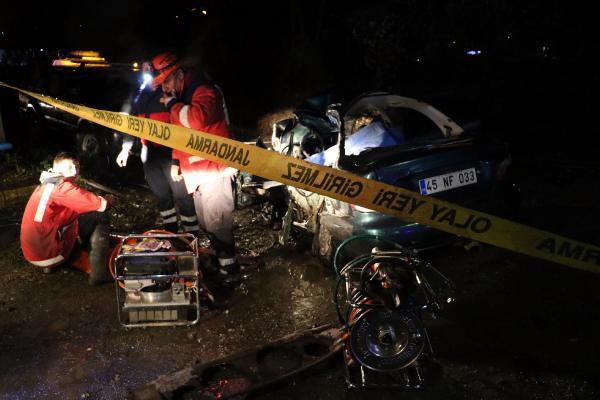 Korkunç kaza! Evli çiften acı haber geldi