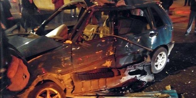 Korkunç kaza! Ünlü sanatçı olay yerinde can verdi