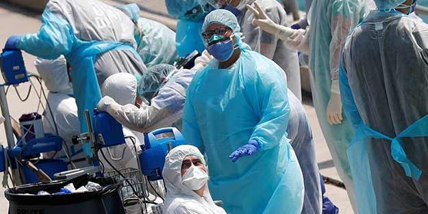 Korkutan haberler art arda geldi! Rusya'dan çarpıcı koronavirüs raporu