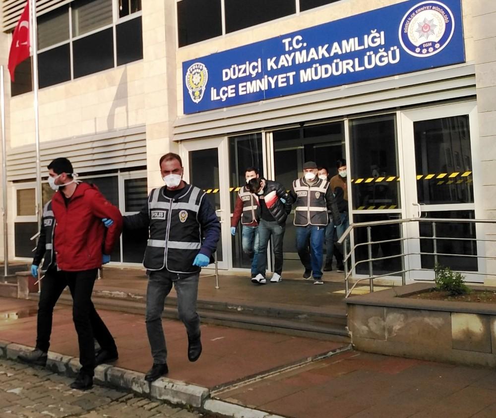 Korona virüs dolandırıcıları tutuklandı