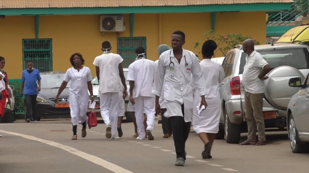 Korona virüsü Afrika ülkelerine hızla yayılıyor