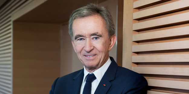Koronavirüs Bernard Arnaud'un 30 milyar dolarını eritti