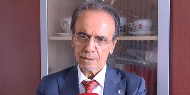 'Koronavirüs bu şekilde bitemez' diyen Prof. Dr. Mehmet Ceyhan önemli detayı ilk kez paylaştı