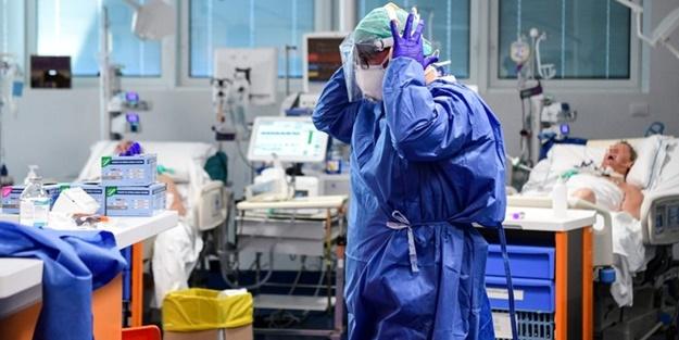 Koronavirüs İtalya'da can almaya devam ediyor
