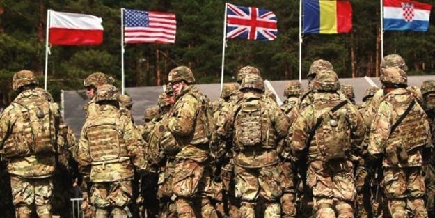 Koronavirüs NATO'ya girdi!