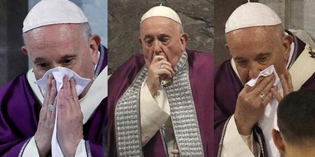 Koronavirüs Papa'nın en yakınındaki ismi yakaladı!