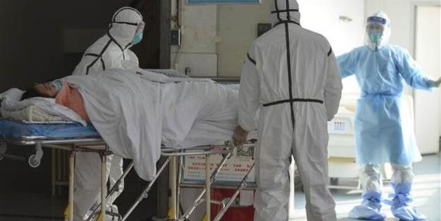 Koronavirüs salgınında ölü sayısı 638, hasta sayısı 31 bin kişiye yükseldi