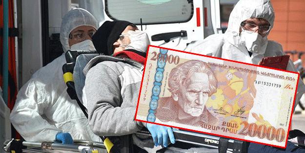 Koronavirüs sebebiyle dikkat çeken para kararı! Harekete geçen ilk ülke