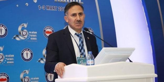Sağlık-sen Genel Başkanı Semih Durmuş: Sağlık hizmeti Türkiye'de hava gibi bedava olarak veriliyor