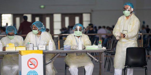 Koronavirüste son durum: 4 bin 637 kişi öldü