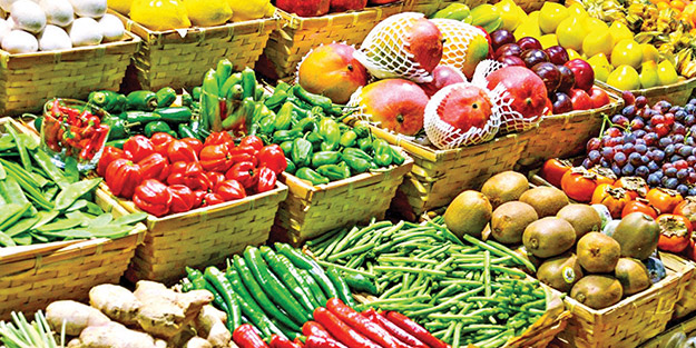 Koronavirüsten korunmak için meyvelerin kabukları soyulmalı mı?
