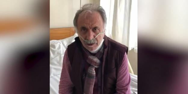 Koronavirüsten ölen profesör Cemil Taşcıoğlu'nun son sözleri ortaya çıktı: Hepsini benim üzerimde deneyin