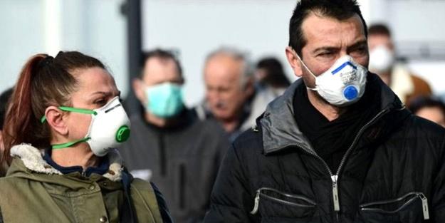 Koronavirüsü Avrupa'da hızla yayılıyor