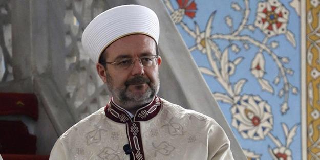 Koronavirüsü 'İlahi ceza olarak görmek yanlıştır' diyen Mehmet Görmez'den kritik uyarı