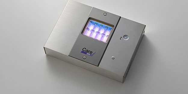 Koronavirüsü ışığıyla öldüren lamba geliştirildi