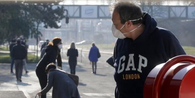 Koronavirüsü paniği Avrupa'ya da sıçradı: Marketlerde ürün kalmadı