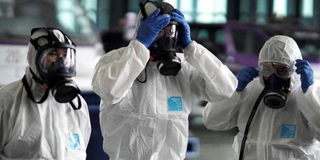 Koronavirüsün fotoğrafını ilk kez yayınladılar