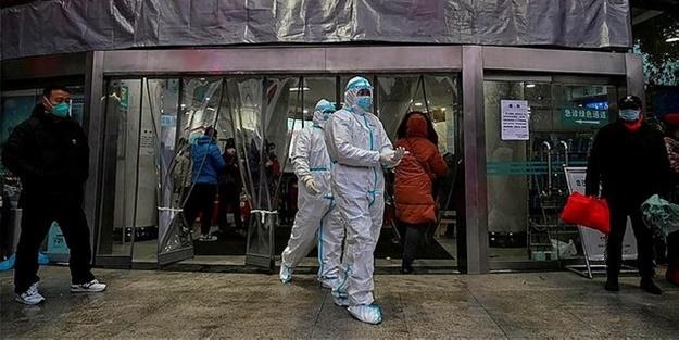 Koronavirüsüyle ilgili bomba iddia: Virüsün görüldüğü ilk kişi...
