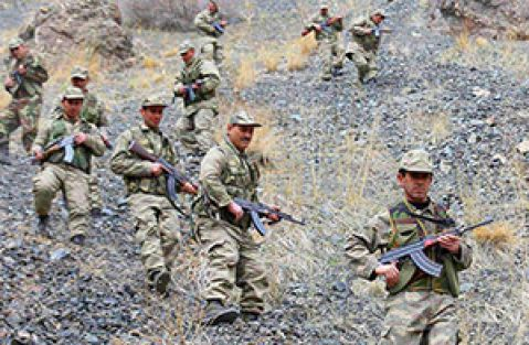 Koruculardan PKK'ya tepki