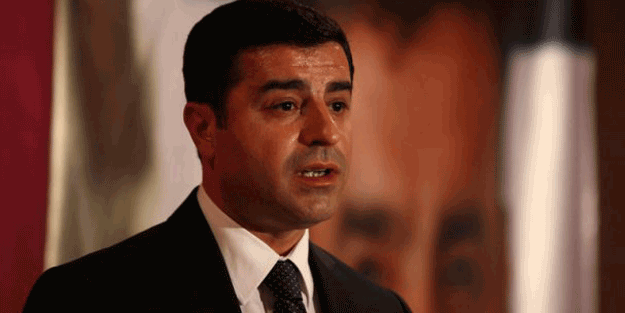 Köşeye sıkışan Demirtaş'tan küstah sözler