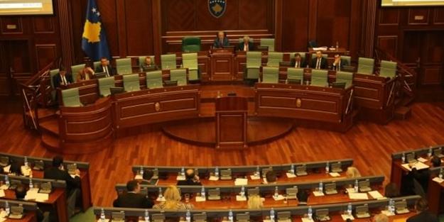Kosova Meclisi'nde olağanüstü FETÖ oturumu: Türkiye'ye...