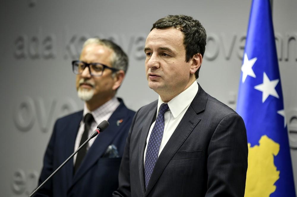 Kosova'da 3 kent karantinaya alındı