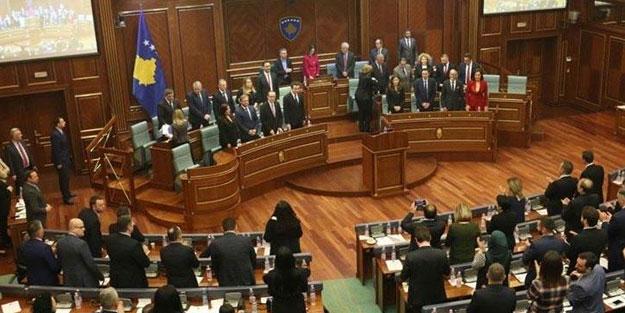 Kosova'da koalisyon hükümeti sona erdi!