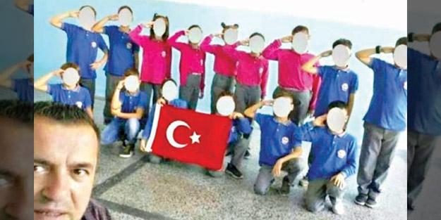 Kosova'da Mehmetçik selamına soruşturma