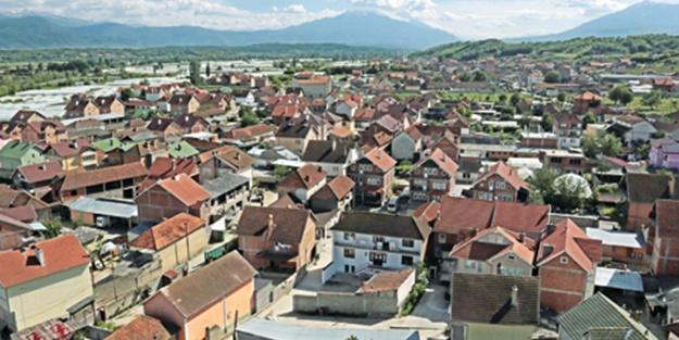 Kosova'da yürüyüş düzenlendi