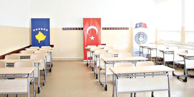 Kosova'daki FETÖ okullarına yargı kıyağı