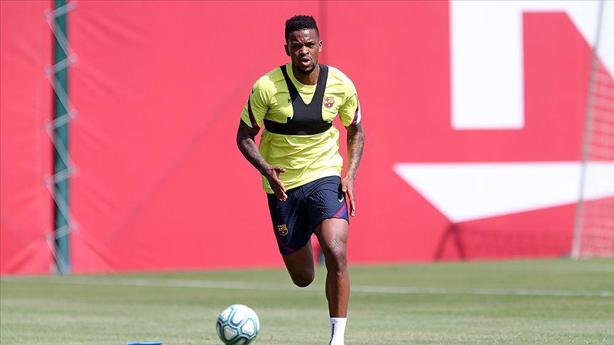 Kovid-19 önlemlerini ihlal eden Barcelonalı Semedo, takımdan ayrı çalışıyor