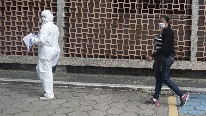 Kovid-19'dan Brezilya'da 1220, Meksika'da 730, Hindistan'da 475 kişi öldü