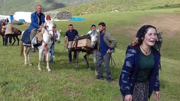 Koyun otlatırken yıldırım çarpan öğrenci hayatını kaybetti