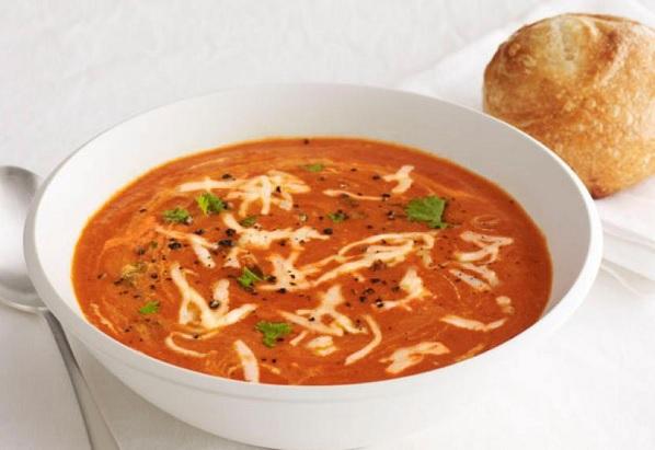 Közlenmiş kırmızı biber çorbası nasıl yapılır?