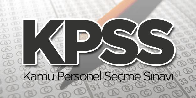 KPSS 2020 ne zaman?
