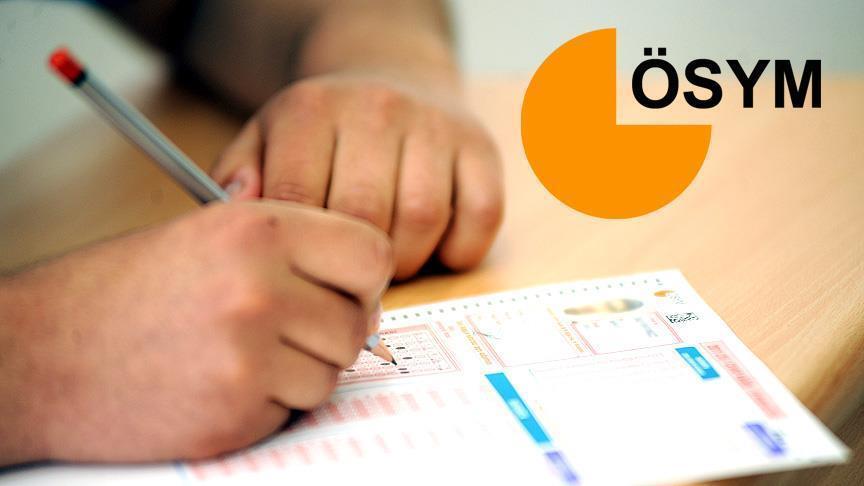 KPSS, YKS, DGS, ALES bu yıl hangi tarihlerde yapılacak?  ÖSYM 2020 sınav takvimi belli oldu mu?