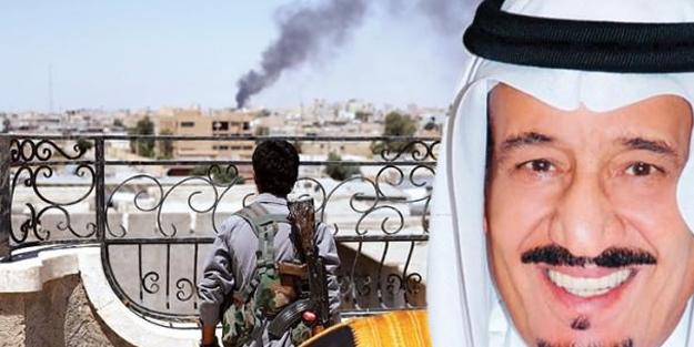 Kral Selman, artık teröristlerin kralı! 100 milyon dolarlık dev yardım