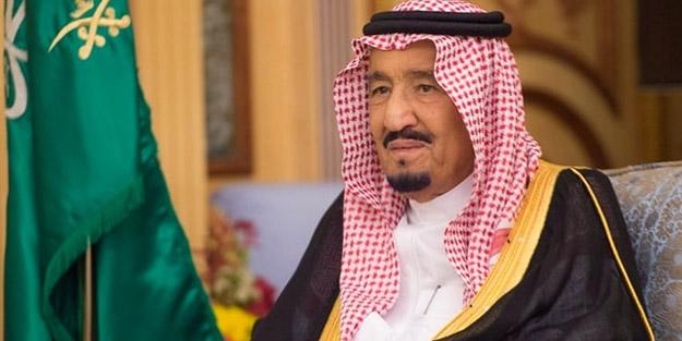 Kral Selman'dan Mina Sarayı'nda kritik görüşme