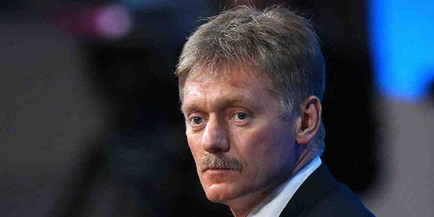 Kremlin Sözcüsü Peskov: Rusya, o ülkenin yardımını kabul eder