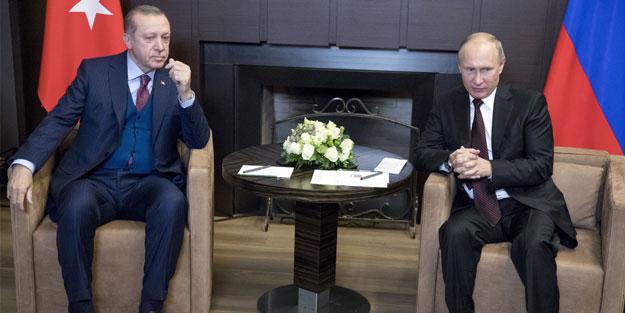 Kremlin'den açıklama: Talimatı Erdoğan ve Putin verdi