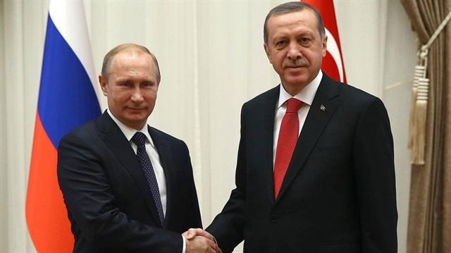 Kremlin'den 'Erdoğan-Putin görüşmesi' açıklaması