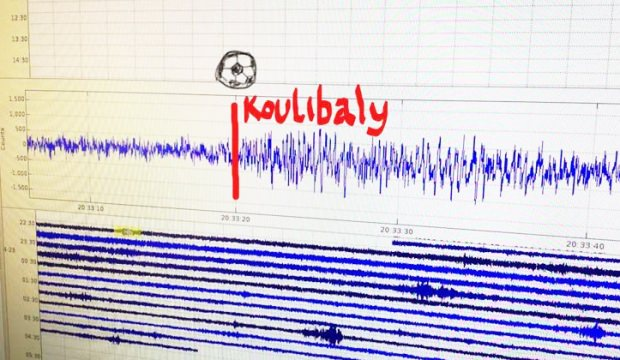 Kritik gol sonrası şehirde deprem etkisi!