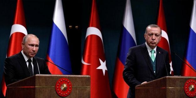 Kritik görüşme sonrası Putin'in Erdoğan'ı uğurlaması olay oldu